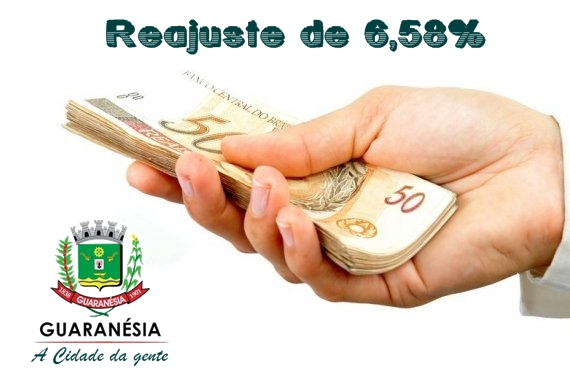 Servidores Públicos Municipais de Guaranésia já receberão salários com reajuste