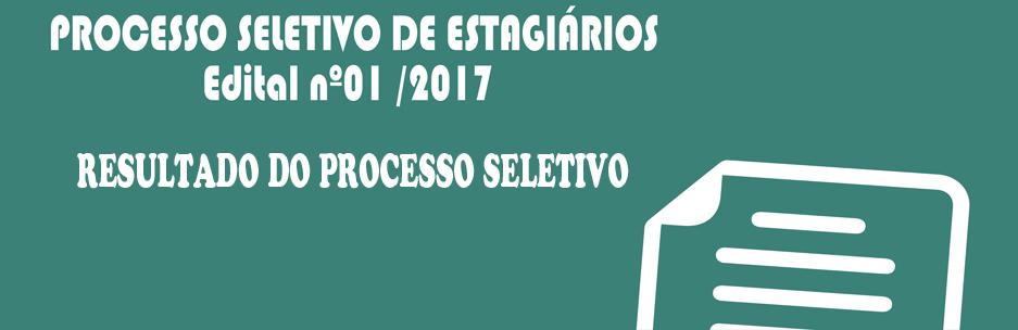 Atenção para o Processo Seletivo de estagiários para contratação e formação de cadastro de reserva