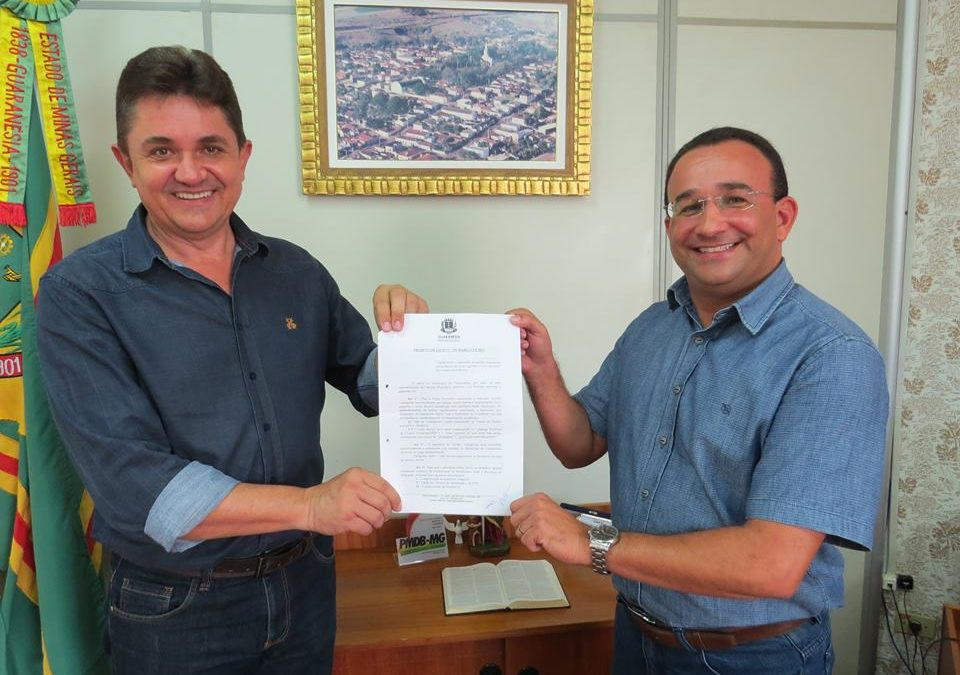 """Prefeitura envia projeto do """"Transporte Universitário"""" para a Câmara"""