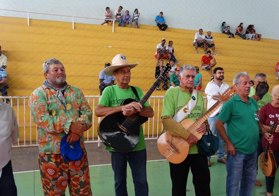 11ª edição do Encontro de Grupos Folclóricos de Guaranésia
