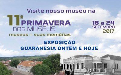 Exposição Guaranésia Ontem e Hoje
