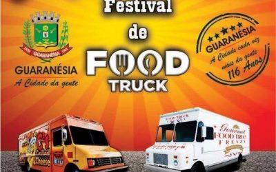 Festival de Food Truck