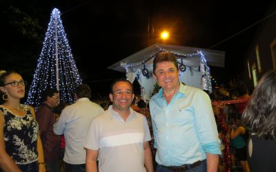 "Guaranésia dá as boas vindas ao ""Natal Mágico 2017"""