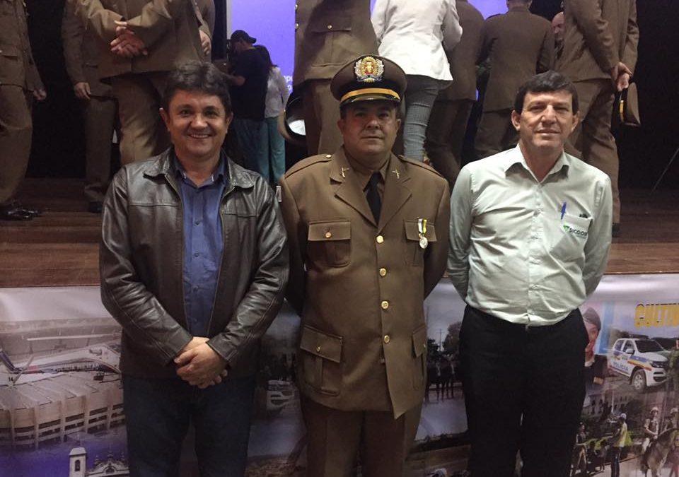 Polícia Militar de Minas Gerais comemora 243 de atividade