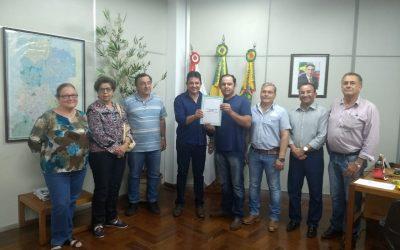 Prefeitura de Guaranésia doa terreno para Lions Clube