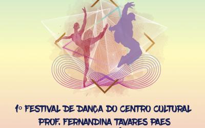 Vem ai o 1º Festival de Dança