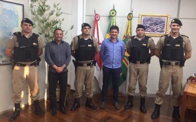 GUARANÉSIA CONQUISTA 2° PELOTÃO DA POLÍCIA MILITAR