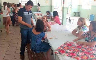 CONFRATERNIZAÇÃO DE FINAL DE ANO DOS PROFESSORES